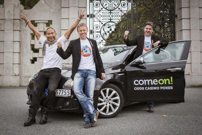 Статьи Туризм, Трое норвежцев побывали в 19 странах за 24 часа | Трое друзей из Норвегии установили новый мировой рекорд