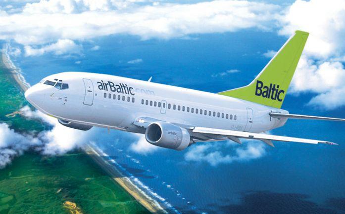 Бизнес, AirBaltic – самая пунктуальная авиакомпания в мире   Латвийская национальная авиакомпания airBaltic признана самой пунктуальной в мире.