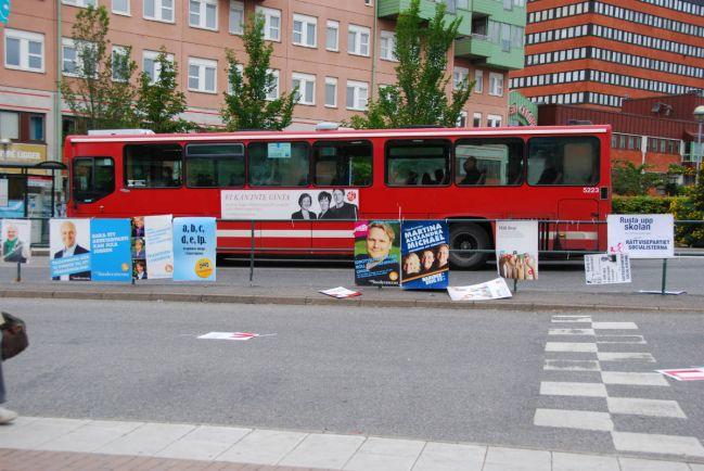 Общество, Самые политически активные жители европейского Заполярья - шведы | Самые политизированные жители европейского Заполярья - шведы
