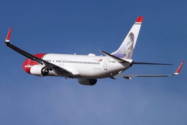 Туризм, Норвежская авиакомпания обещает возить за океан за 55 евро | Норвежская авиакомпания обещает возить за океан за 55 евро