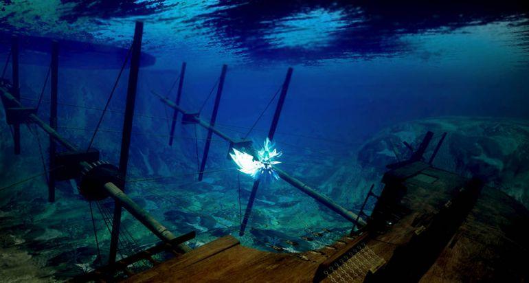Калейдоскоп, Шведские подводные археологи нашли военный корабль XVII века   Шведские подводные археологи нашли военный корабль XVII века
