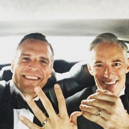 Общество, Посол США в Дании зарегистрировал брак со своим партнёром | Посол США в Дании зарегистрировал брак со своим партнёром
