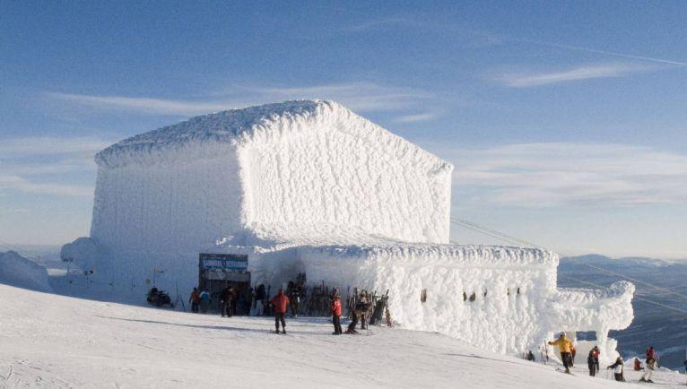 Калейдоскоп, Шведским горнолыжным курортам грозят перебои со снегом   Шведским горнолыжным курортам грозят перебои со снегом