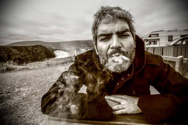 Калейдоскоп, В исландских фильмах много курят   В исландских фильмах много курят