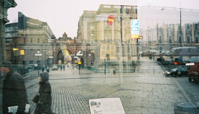 Калейдоскоп, Полиция нашла виновника «взрыва» в центре Стокгольме   Полиция нашла виновника «взрыва» в центре Стокгольме