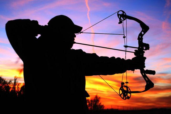 Калейдоскоп, Всё больше датчан идут на охоту с луком и стрелами | Всё больше датчан идут на охоту с луком и стрелами