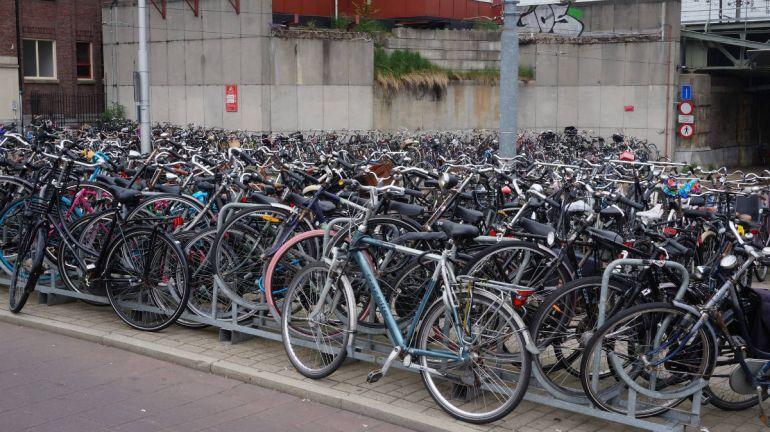 Калейдоскоп, В Норвегии уничтожат 3500 велосипедов, на которых беженцы приехали в страну | В Норвегии уничтожат 3500 велосипедов, на которых беженцы приехали в страну