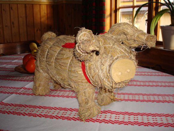 Калейдоскоп, Рождественская сказка для шведской свиньи | Рождественская сказка для шведской свиньи