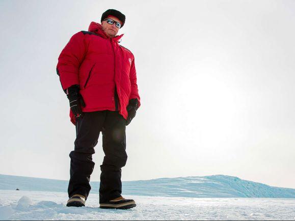 Общество, Король Норвегии Харальд V впервые посетил берег имени самого себя в Антарктиде. | Король Норвегии Харальд V впервые посетил берег имени самого себя в Антарктиде.