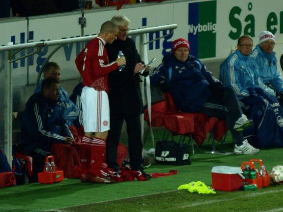 Калейдоскоп, Мортен Олсен покидает пост тренера национальной сборной Дании | Мортен Олсен покидает пост тренера национальной сборной Дании