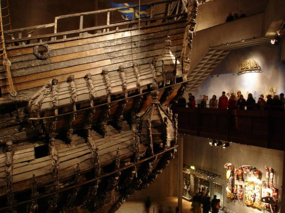 Статьи Туризм, Шведский Титаник | Ваза – Шведский Титаник