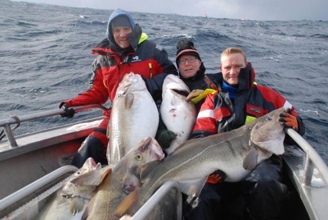 Калейдоскоп, Почему норвежским рыбакам нет смысла преувеличивать | Почему норвежским рыбакам нет смысла преувеличивать