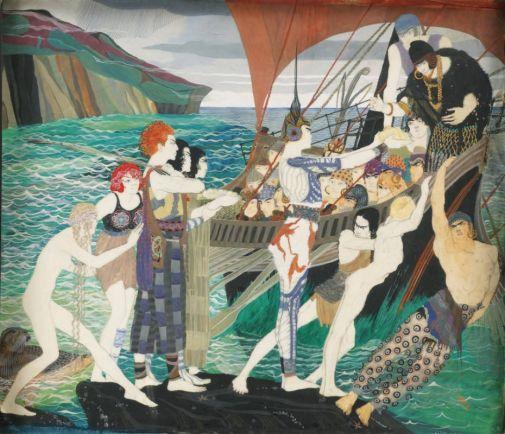 Статьи Общество, Скандинавский герой древнегреческих мифов | Скандинавский герой древнегреческих мифов