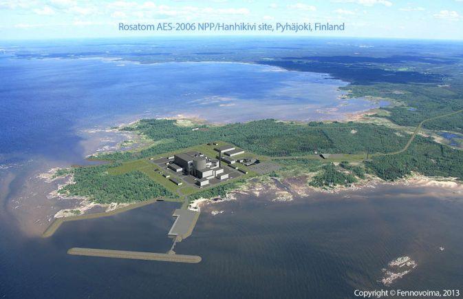 Бизнес, Россия построит в Финляндии атомную электростанцию | Россия построит в Финляндии атомную электростанцию