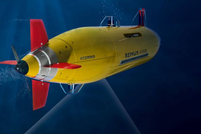 Общество, В Норвегии прошли испытания беспилотного подводного аппарата | В Норвегии прошли испытания беспилотного подводного аппарата