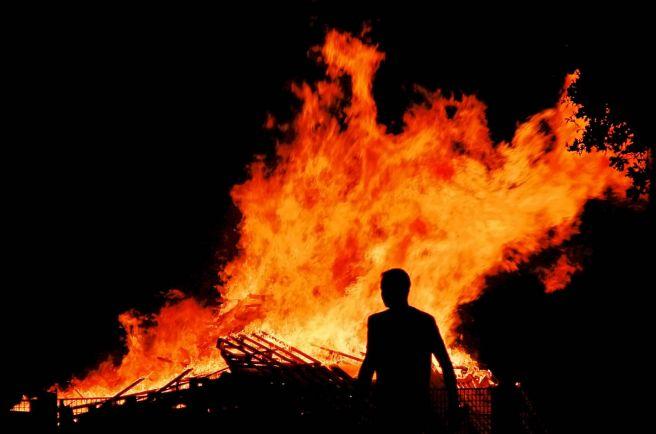 Калейдоскоп, 70 студентов эвакуировали из здания горящего общежития в Копенгагене | 70 студентов эвакуировали из здания горящего общежития в Копенгагене