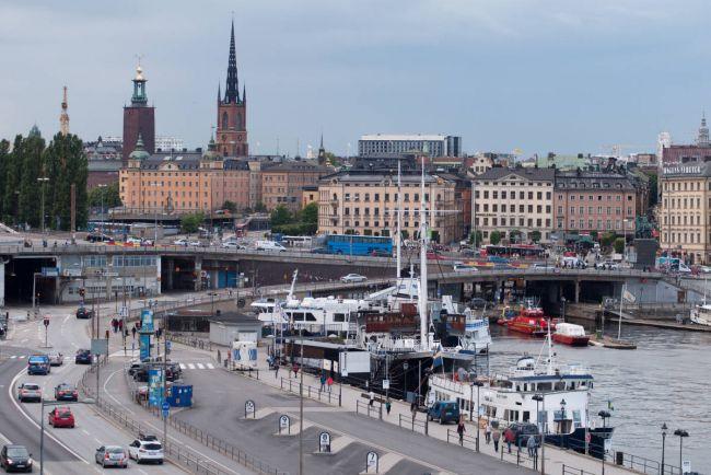 Статьи Общество, Как шведы перестали ездить по-английски   Как шведы перестали ездить по-английски