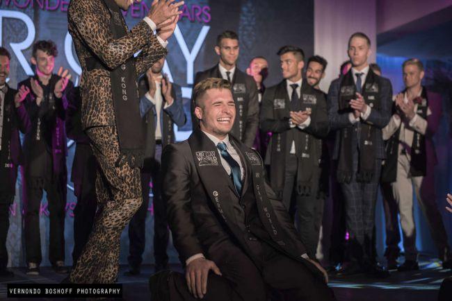 Калейдоскоп, Финн впервые в истории завоевал второе место на конкурсе Мистер Гей Мира |