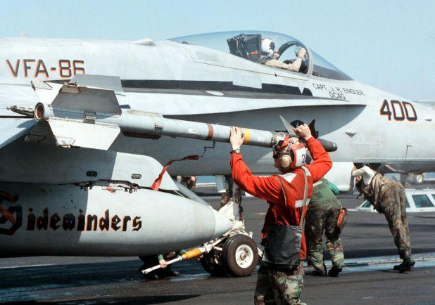 Калейдоскоп, ВВС Норвегии получат американские ракеты |