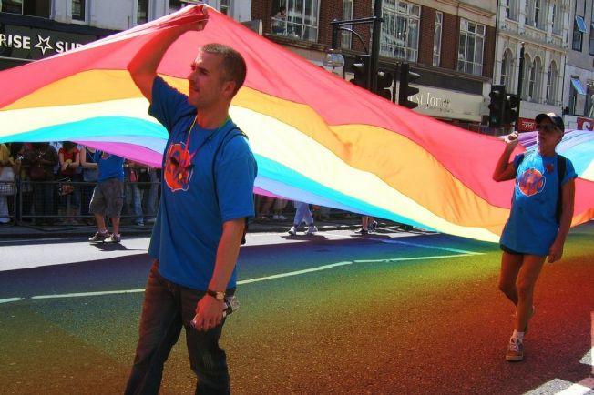 Общество, В центре Риги пройдет Общеевропейский гей-парад   В центре Риги пройдет Общеевропейский гей-парад