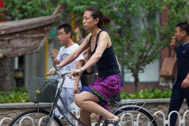 Общество, Китайские туристы оккупируют Копенгаген |