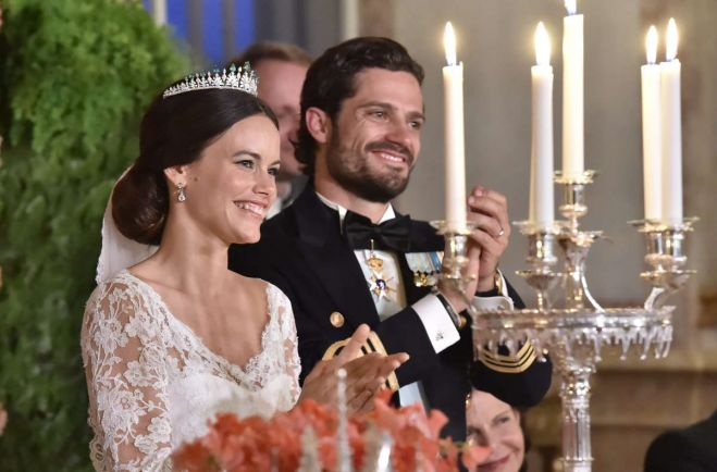 Общество, Шведский принц с супругой проведут медовый месяц на Фиджи |