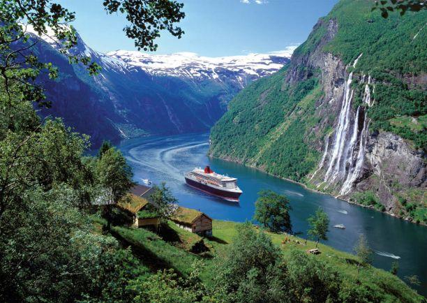 Культура, Дисней организовал круиз в Норвегию для поклонников мультфильма Холодное сердце |