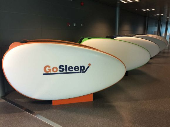 Туризм, В аэропорту Таллина установят капсулы для сна |