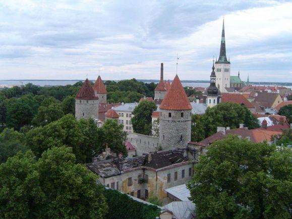 Бизнес, Балтийские страны обогнали Европу по количеству созданных за год рабочих мест |