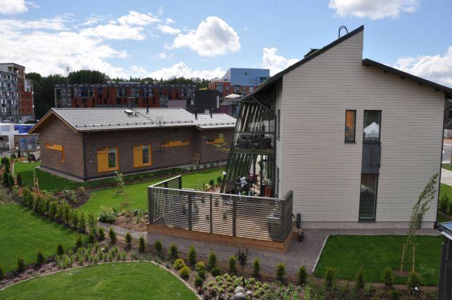 Статьи Бизнес, Уникальные жилищные выставки Финляндии | Уникальные жилищные выставки Финляндии