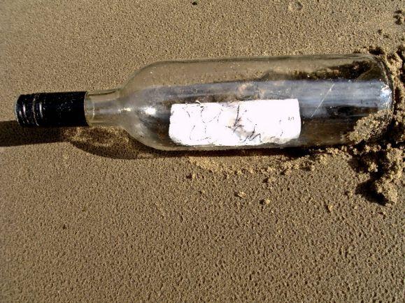 Калейдоскоп, Письмо в бутылке нашло норвежца спустя 11 лет | Письмо в бутылке нашло норвежца спустя 11 лет