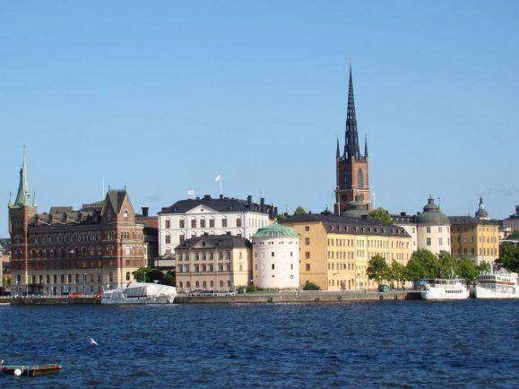 Культура, В столице Швеции началась подготовка к Евровидению следующего года | В столице Швеции началась подготовка к Евровидению следующего года