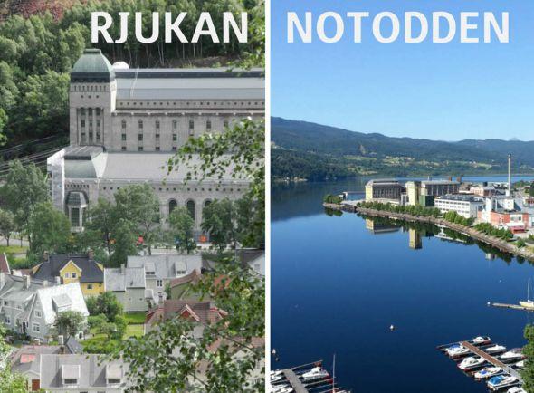 Культура, Промзона в Норвегии включена в список  Всемирного наследия |