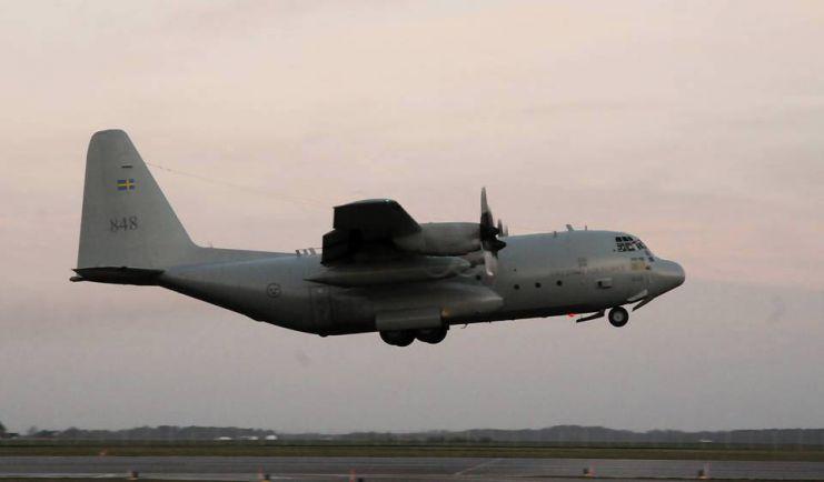 Калейдоскоп, Спецоперация шведских ВВС увенчалась в четверг полным успехом! | Спецоперация шведских ВВС увенчалась в четверг полным успехом!