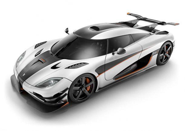 Калейдоскоп, Шведский «гиперкар» Koenigsegg установил новый рекорд скорости |