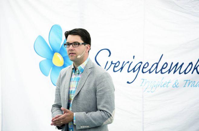 Общество, В Швеции набирают популярность идеи правых политиков   В Швеции набирают популярность идеи правых политиков