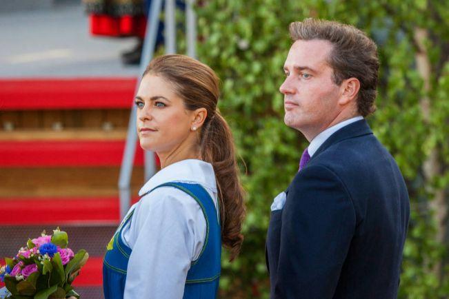 Калейдоскоп, Шведская принцесса Мадлен переселилась в Лондон | Шведская принцесса Мадлен переселилась в Лондон
