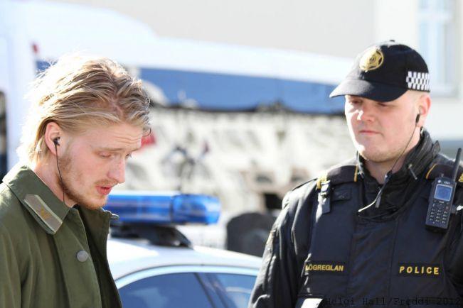 Общество, Исландцы попросили полицейских приструнить нарушителей скоростного режима в жилых кварталах | Исландцы попросили полицейских приструнить нарушителей скоростного режима в жилых кварталах