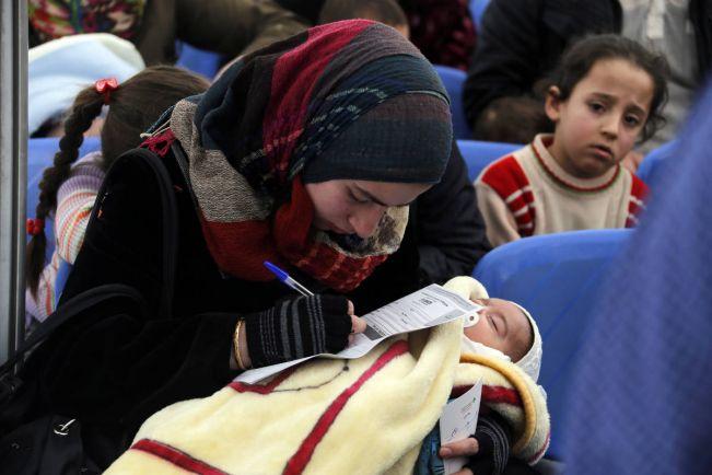 Общество, Дания выступает за более жесткие критерии отбора беженцев по квоте ООН | Дания выступает за более жесткие критерии отбора беженцев по квоте ООН