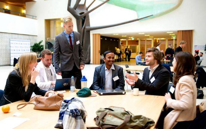 Бизнес, В Копенгагене пройдет финал Кубка Мира по университетским стартапам   В Копенгагене пройдет финал Кубка Мира по университетским стартапам
