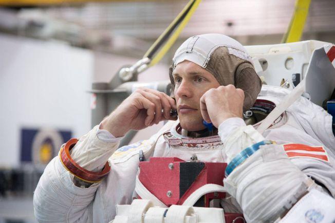 Калейдоскоп, Первый датский астронавт вернулся домой | Первый датский астронавт вернулся домой