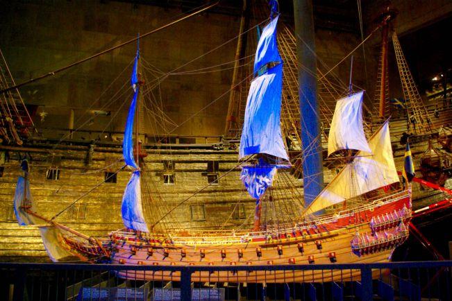 Туризм, Стокгольмский музей одного корабля вошёл в десятку лучших музеев мира | Стокгольмский музей одного корабля вошёл в десятку лучших музеев мира