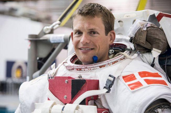 Калейдоскоп, Первый датский астронавт управлял из космоса планетоходом на Земле   Первый датский астронавт управлял из космоса планетоходом на Земле