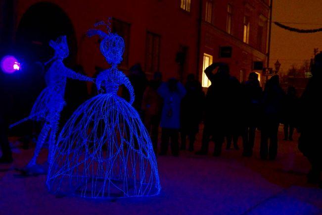 Культура, В Хельсинки завершился восьмой фестиваль света Lux | В Хельсинки завершился восьмой фестиваль света Lux