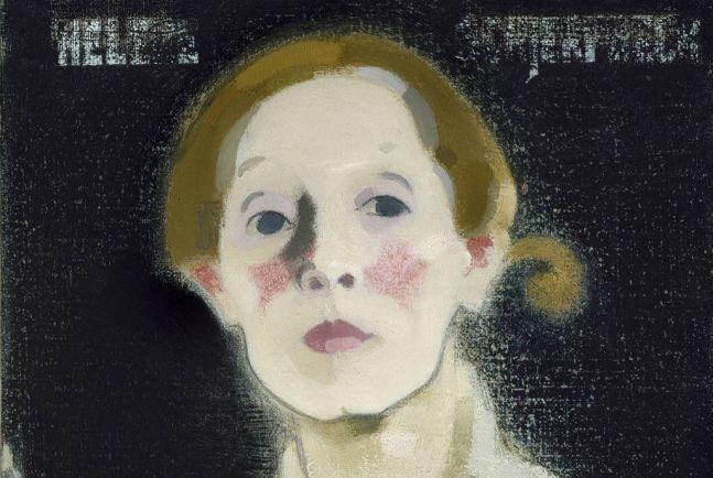Статьи Культура, Хелене Шерфбек (1862–1946) — художница | Хелене Шерфбек (1862–1946) — художница