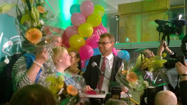 Статьи Общество, Смена декораций на финской политической сцене | Смена декораций на финской политической сцене