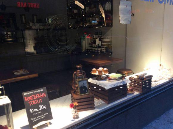 Статьи Кухня, Знаменитые пирожные Фредерики Шарлотты Рунеберг | Знаменитые пирожные Фредерики Шарлотты Рунеберг