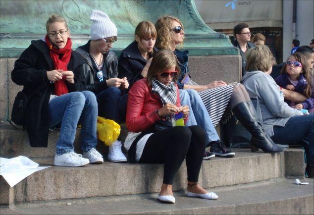 Общество, В Швеции заметно сократилось число безработных среди молодёжи | В Швеции заметно сократилось число безработных среди молодёжи