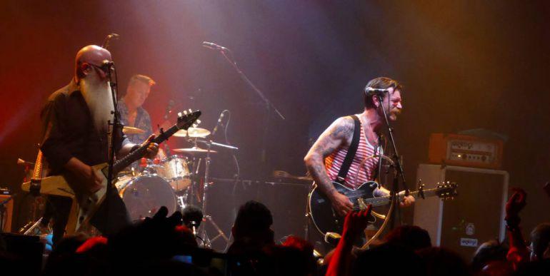 Культура, Eagles of Death Metal возвращаются в Париж через Скандинавию   Eagles of Death Metal возвращаются в Париж через Скандинавию