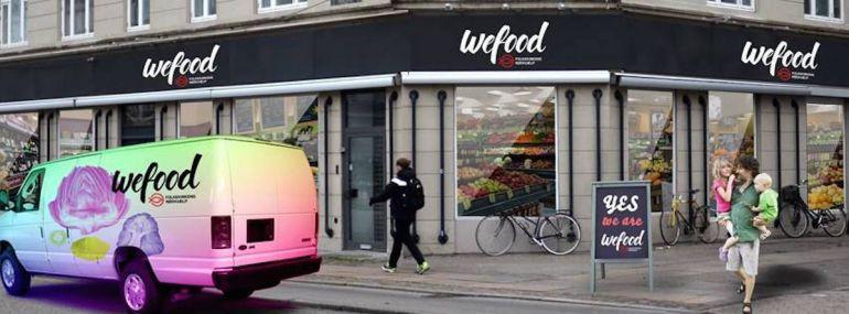 Бизнес, В Копенгагене открылся супермаркет для борьбы с расточительным отношением к еде | В Копенгагене открылся супермаркет для борьбы с расточительным отношением к еде